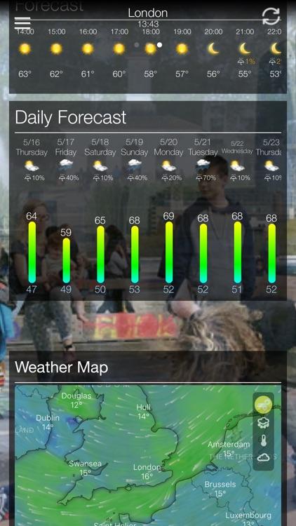 Weather ⁰ screenshot-4