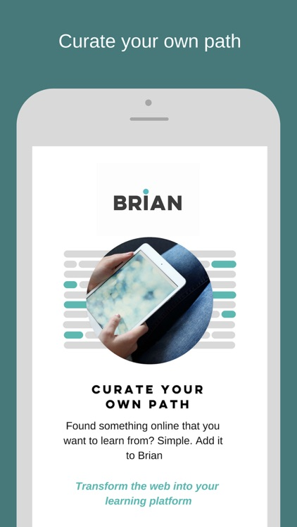 Brian : Achieve your goals screenshot-7
