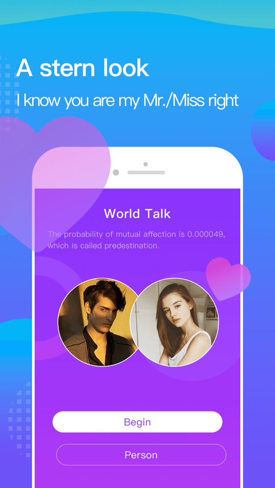 WorldTalk-Make Foreign Friends App for iPhone - Free