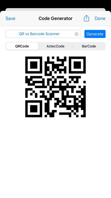 Barcode Scanner: QR Code screenshot-4