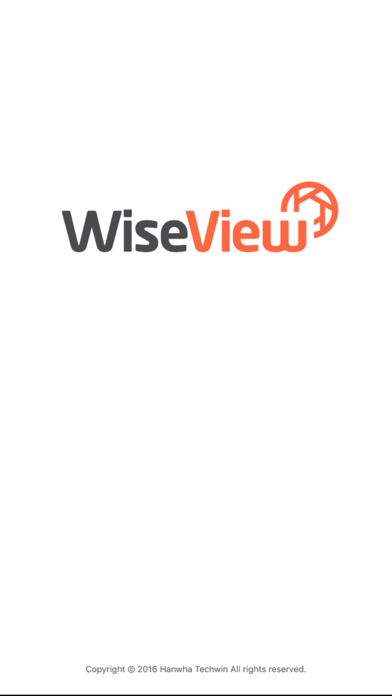 WiseView by Hanwha Techwin America (iOS, United States