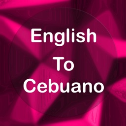 English To Cebuano Translator