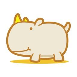 Sticker Me: Simple Animals