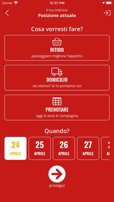 Pizzeria Belvedere screenshot 1