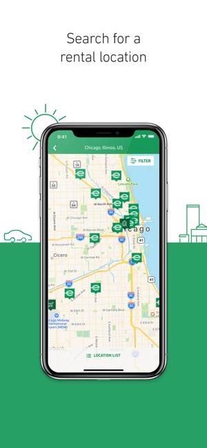 Enterprise Rent-A-Car on the App Store