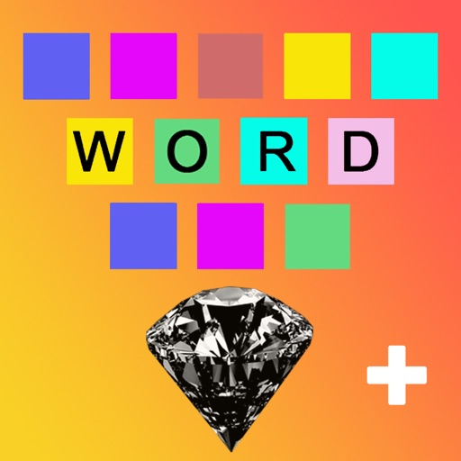 Word Diamond Plus