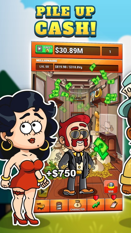 Idle Payday: Fast Money screenshot-0