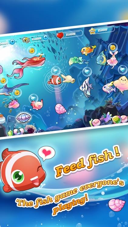 Happy Fish: Dream Aquarium screenshot-0
