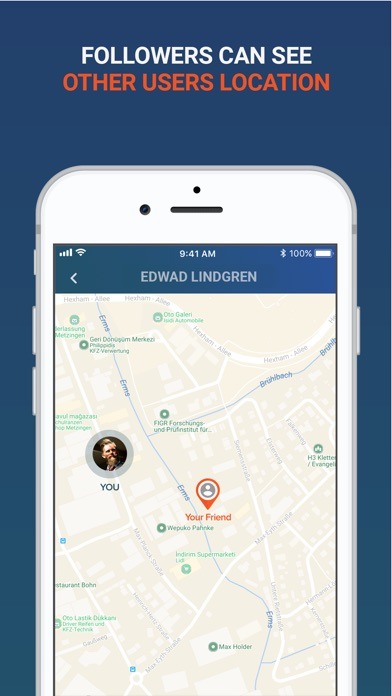 Baixar F Circle - Location Finder para Android