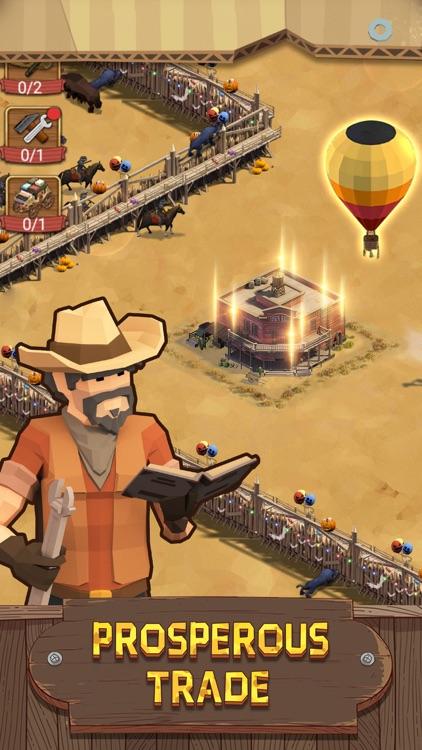West Wars: New Settlers screenshot-4