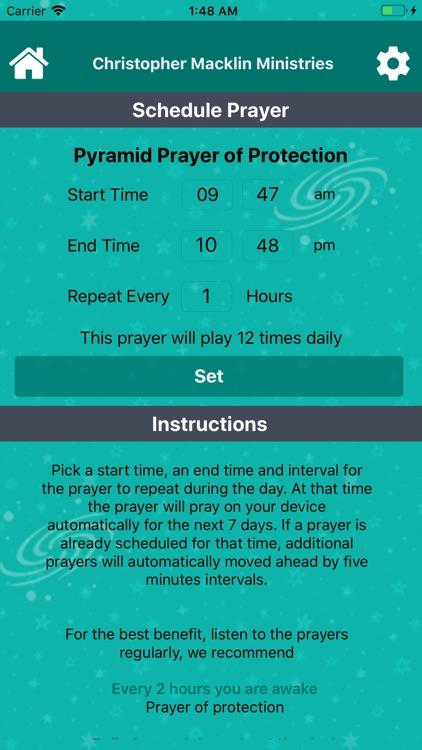CM Prayers screenshot-3