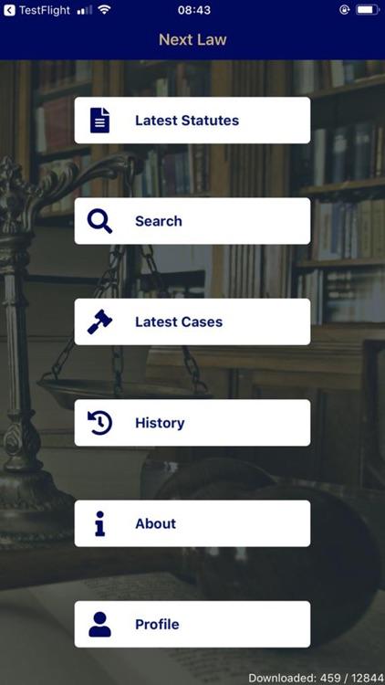 NextLaw Legal Research screenshot-3