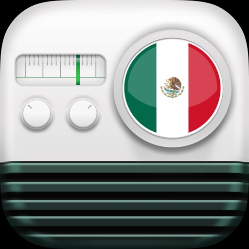 Radio Mexico FM, Live Stations iOS App