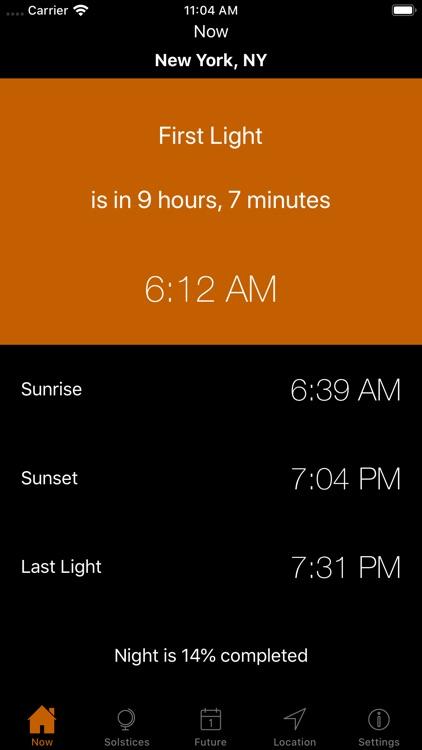 Sunrise Sunset Professional screenshot-3