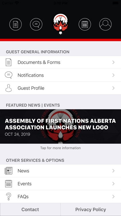 Assembly of First Nations - AB