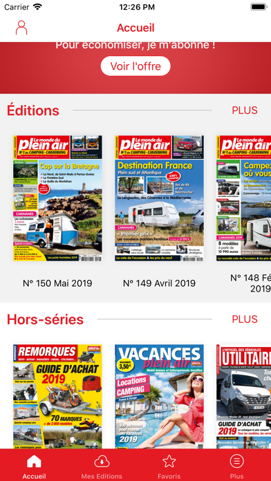 Le Monde du Plein Air screenshot two
