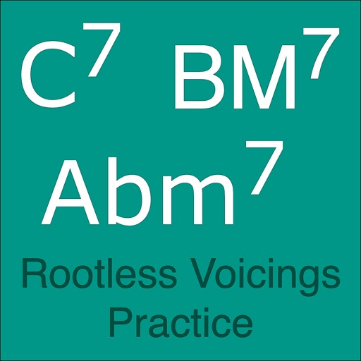 Rootless Voicings