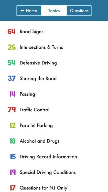 US Driving Knowledge Test screenshot-3
