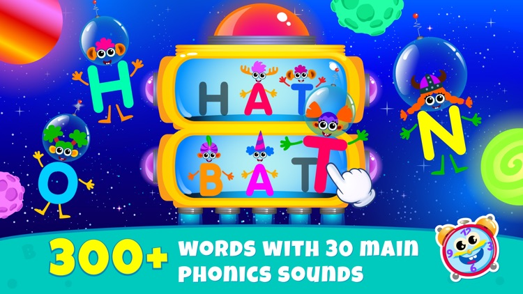 ABC Games for Kids to Reading screenshot-6