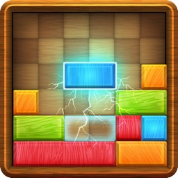 Drop Wood Block Puzzle Game