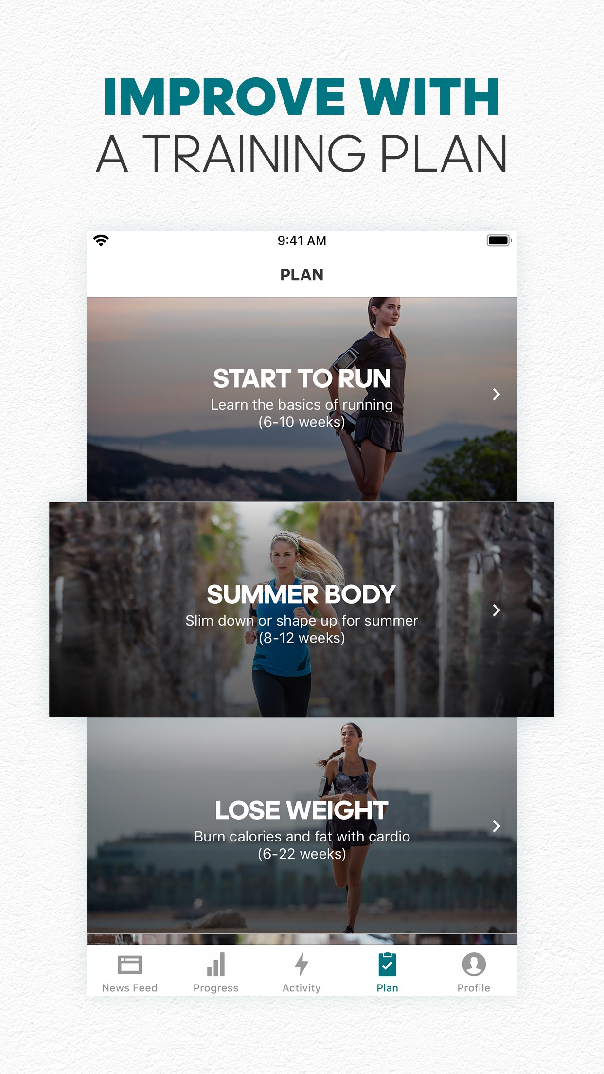 adidas Running by Runtastic Screenshot
