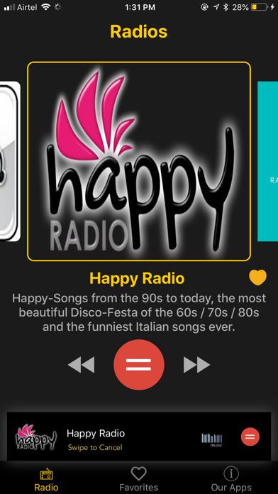 Jolly Radio screenshot 2