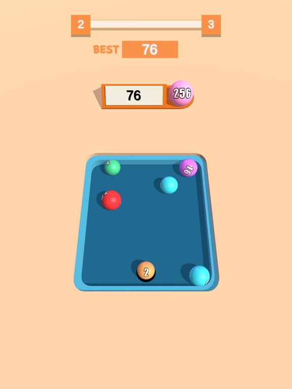 2048 Pool 3D screenshot 7