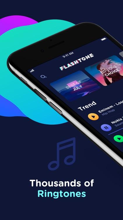 Ringtones for iPhone X & Sound screenshot-3