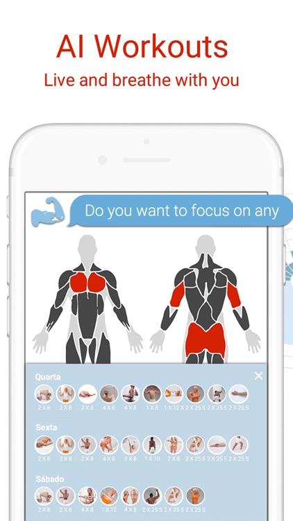 BodBot AI Personal Trainer screenshot-0