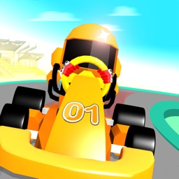 Idle Karting!