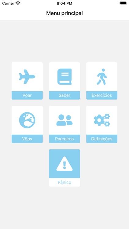 Medo de voar App Pro