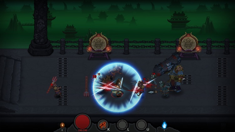 Chaos Of East screenshot-0