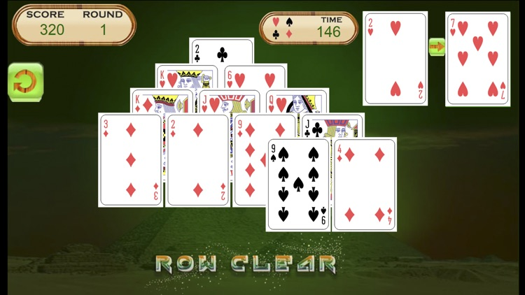Pyramid Solitaire Cards Game