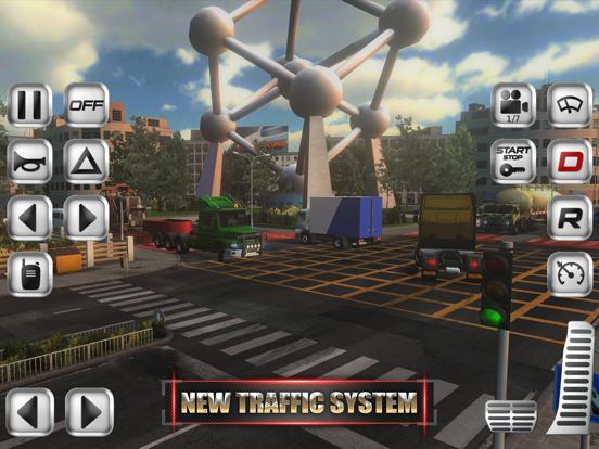 Euro Truck Evolution (Sim) iPad app afbeelding 5