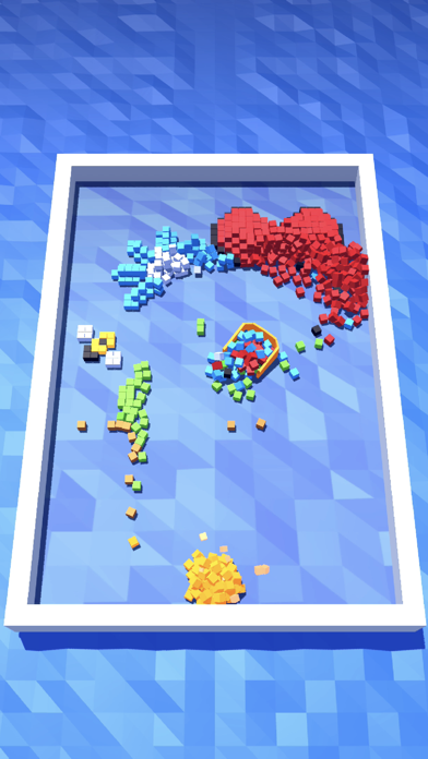 Collect Cubes screenshot 2