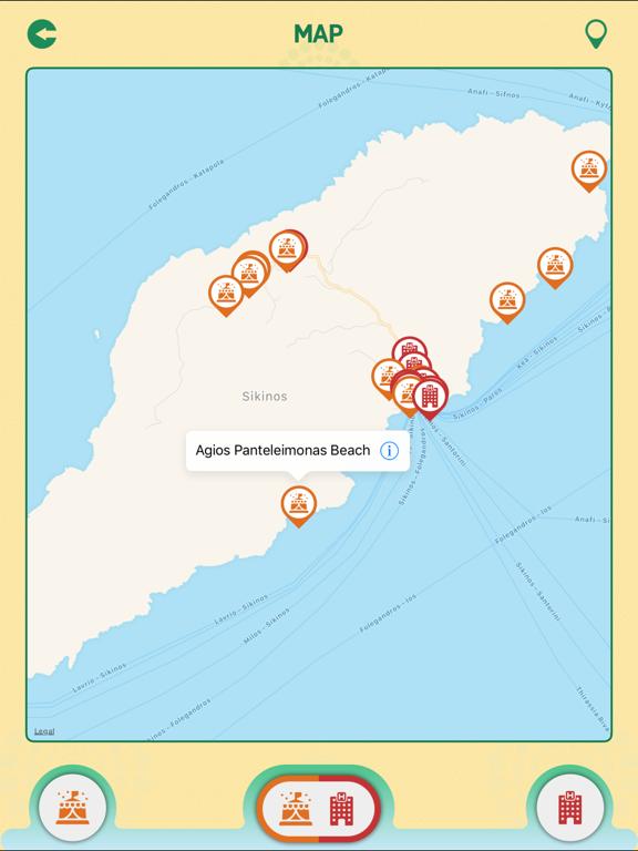 Visit Sikinos Island screenshot 9
