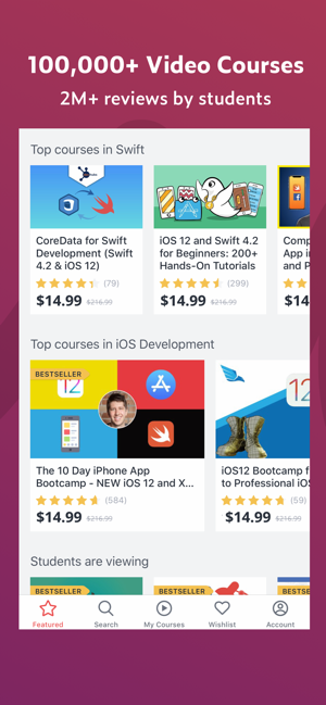 Udemy Online Video Courses on the App Store