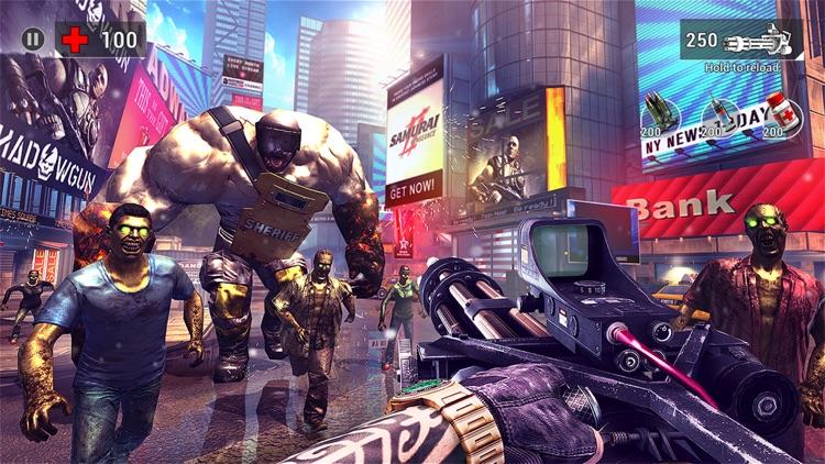 UNKILLED - Zombie Online FPS screenshot-9