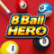 App Icon for 8 Ball Hero - Pool Puzzle Game App in Azerbaijan IOS App Store
