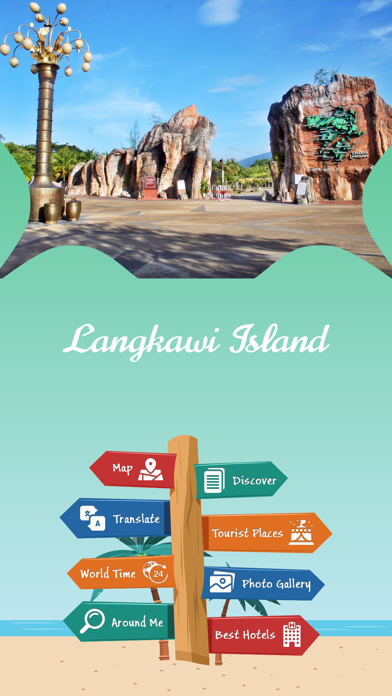 Langkawi Island screenshot 2