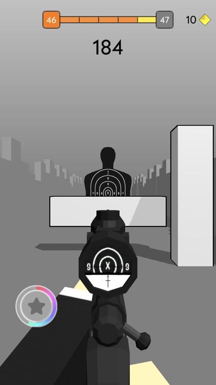 1SHOT - Quick Timing Shooter screenshot-3