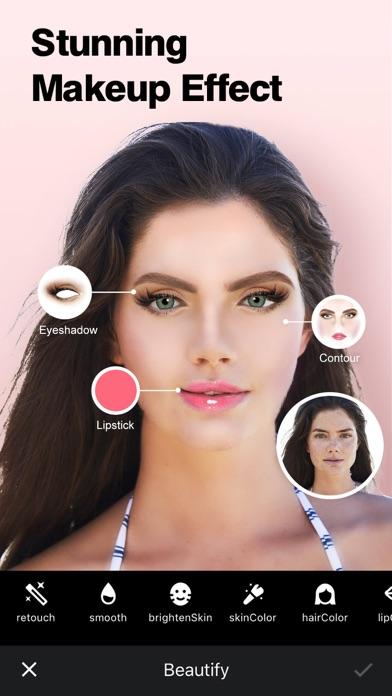 Z Camera - Photo Editor Pro app image