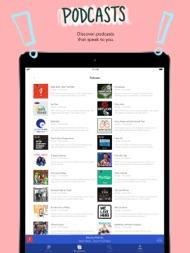Pandora: Music & Podcasts ipad images