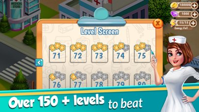 Doctor Dash : Hospital Game screenshot 6
