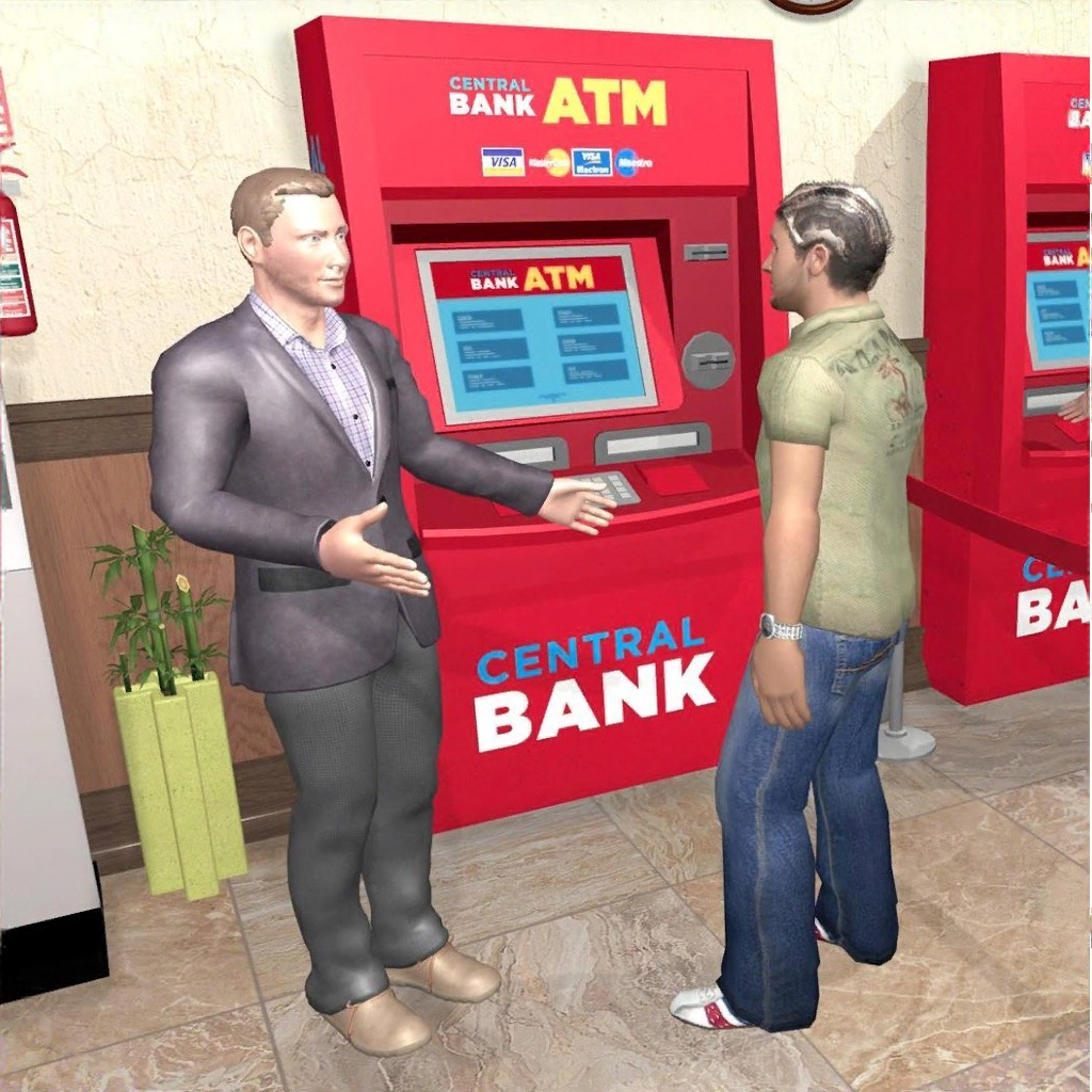 ATM Cash & Money Simulator 3D hack