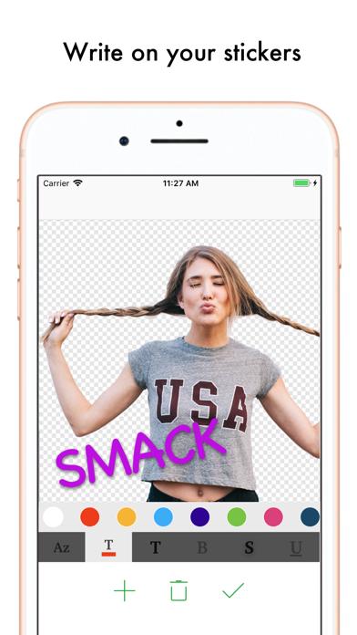 Screenshot for Top Sticker Maker Studio Memes in United Kingdom App Store