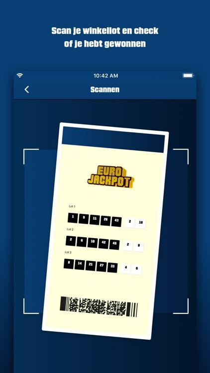 Eurojackpot NL screenshot-4