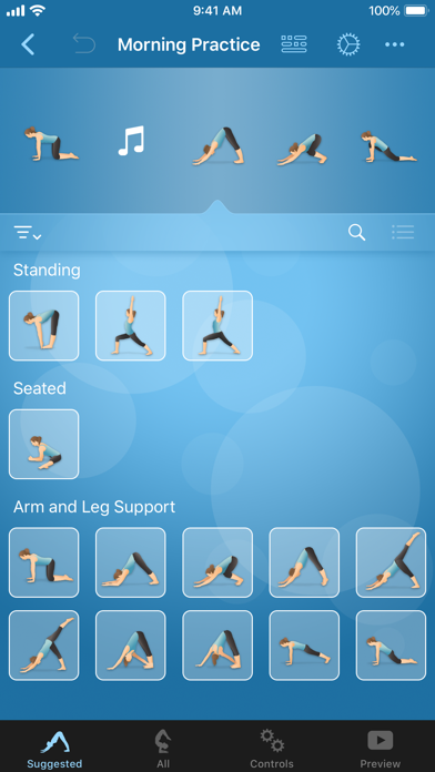 Pocket Yoga Teacher Screenshots