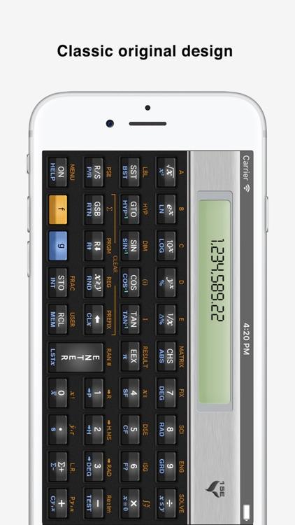 15C Pro Scientific Calculator