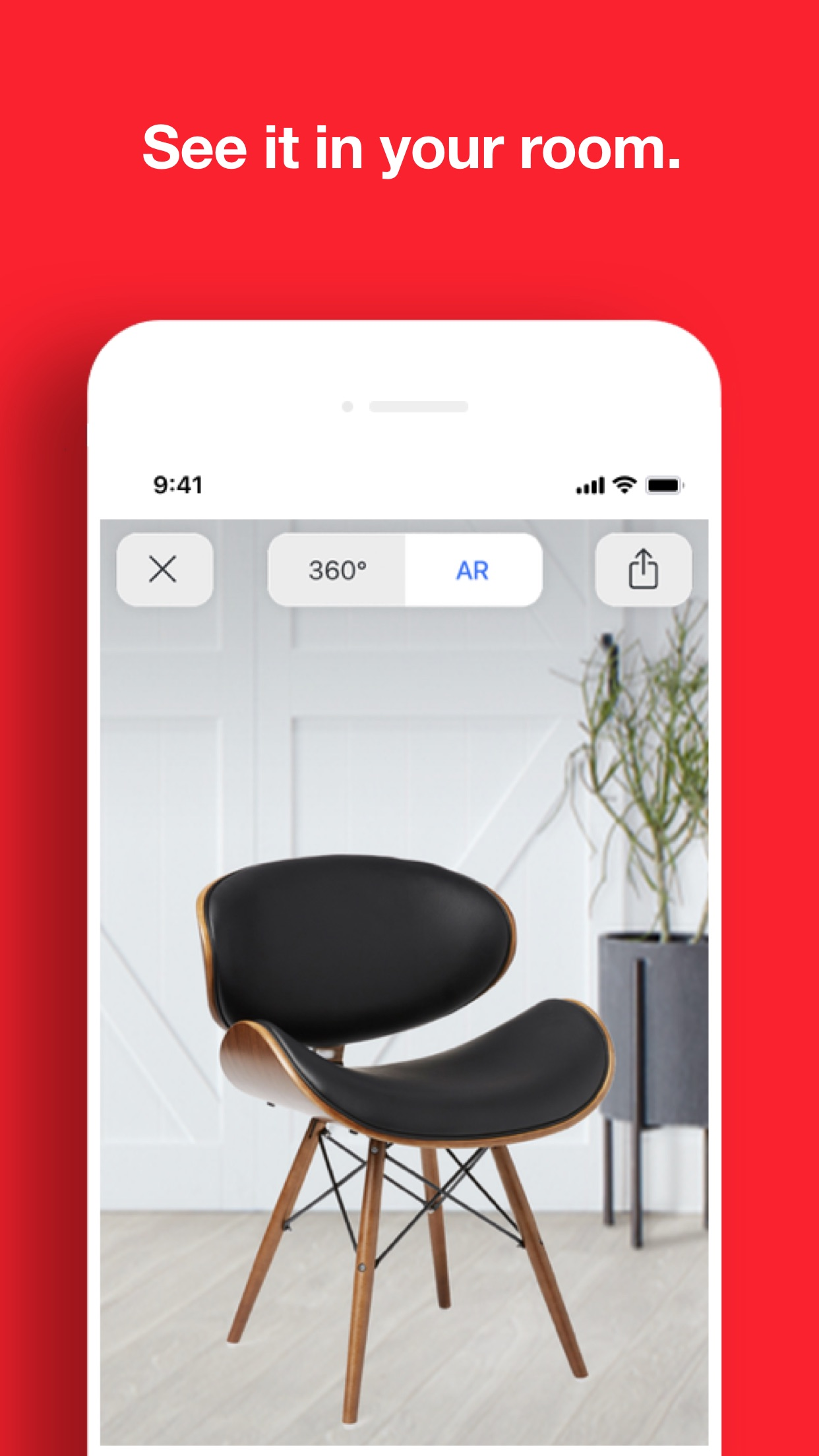 Screenshot do app Overstock — Furniture & Decor